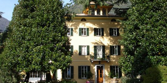 Lake Como Tremezzina Historical villa with park
