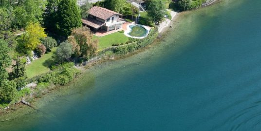 Lake Como Luxury Villa Front Lake Abbadia Lariana