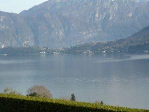 Mezzegra Detached Villa with views