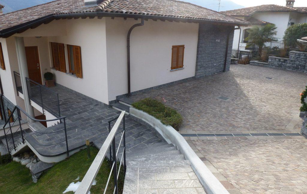 Lake Como Mezzegra Detached Villa with Swimming pool
