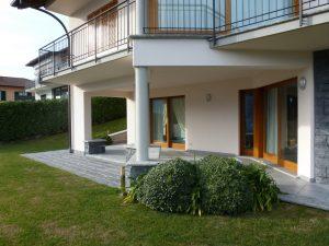 Mezzegra Detached Villa furnished