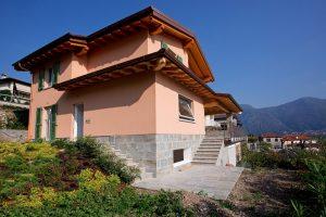 Ossuccio Detached Villa lake view