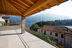 Ossuccio Detached VIlla with 3 bedrooms