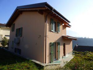 Ossuccio Detached Villa with 4 bedrooms