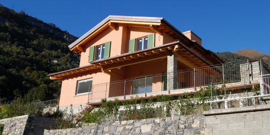 Lake Como Ossuccio Detached Villa Front Lake