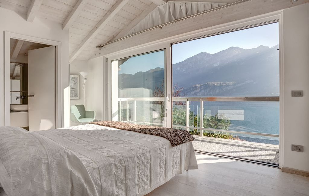 Bellagio Luxury Villa view from bedroom