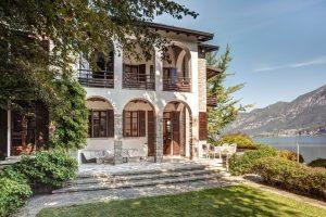 Bellagio Luxury Villa with balcony