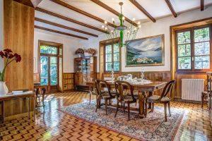 Bellagio Luxury Villa - Dining Room