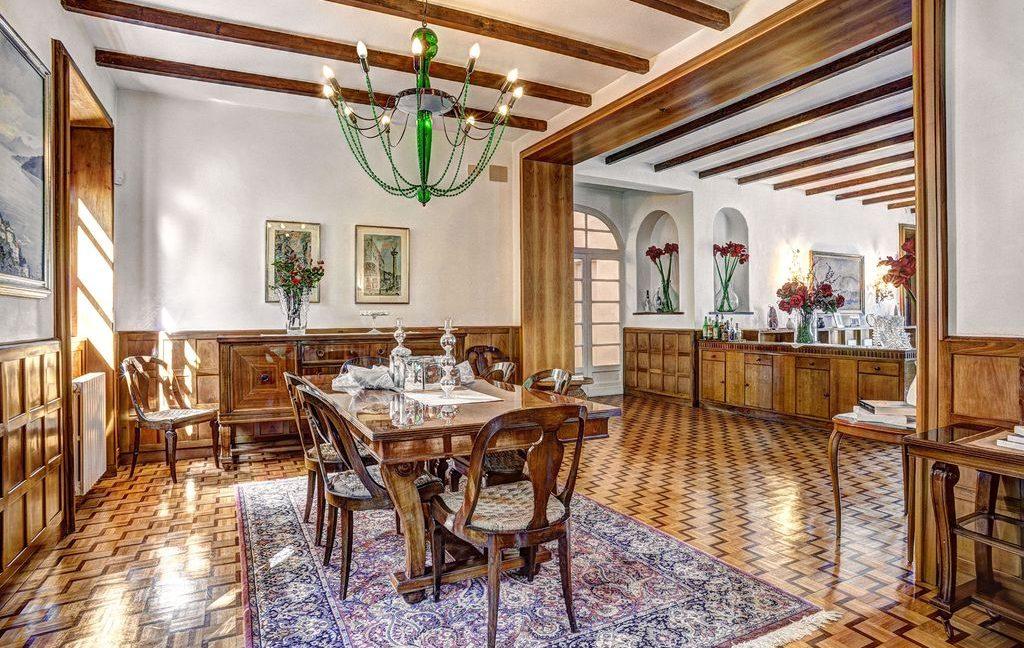 Bellagio Luxury Villa - Dining Room photo