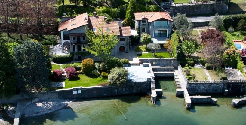 Bellagio Luxury Villa with lake view
