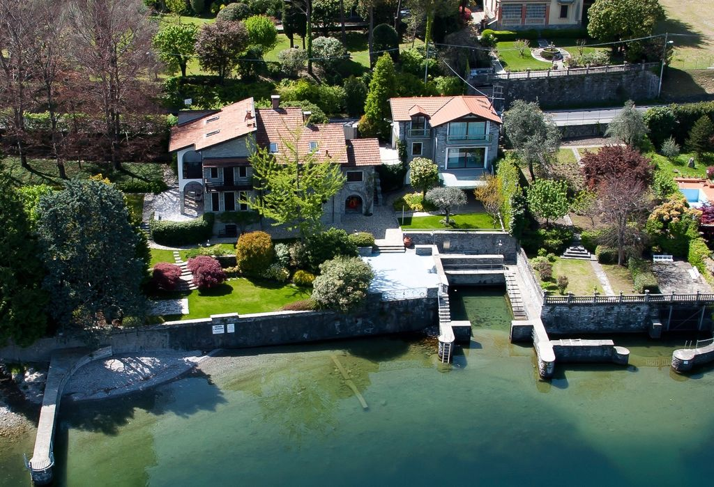 Bellagio Luxury Villa Front Lake with Dock – Lake Como