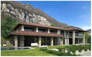 Tremezzo Villa with Pool