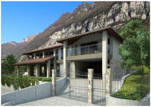 Tremezzo Villa with Garage