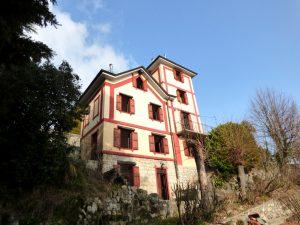 Brunate Period Villa with land