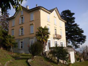 Brunate Villa with period finishes