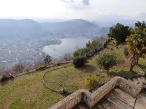 Brunate Period Villa lake view