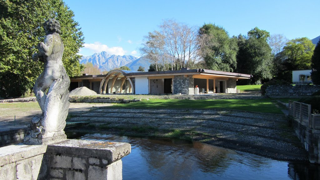 Lake Como Colico Exclusive Property Front Lake