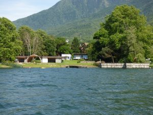Colico Exclusive Property with Boathouse