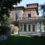 Cernobbio Villa sunny location