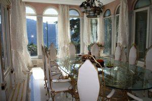 Cernobbio Villa with terrace