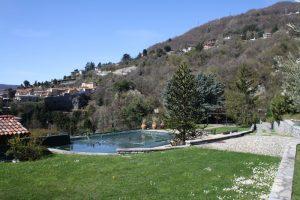 Cernobbio Villa with swimming pool