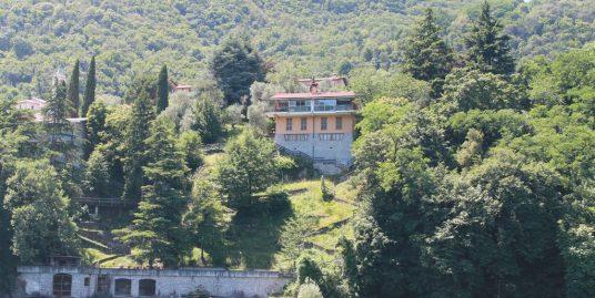 Lake Como Oliveto Lario Sunny Villa Front Lake