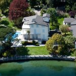 Lake Como Bellagio Luxury Villa Directly on the Lake
