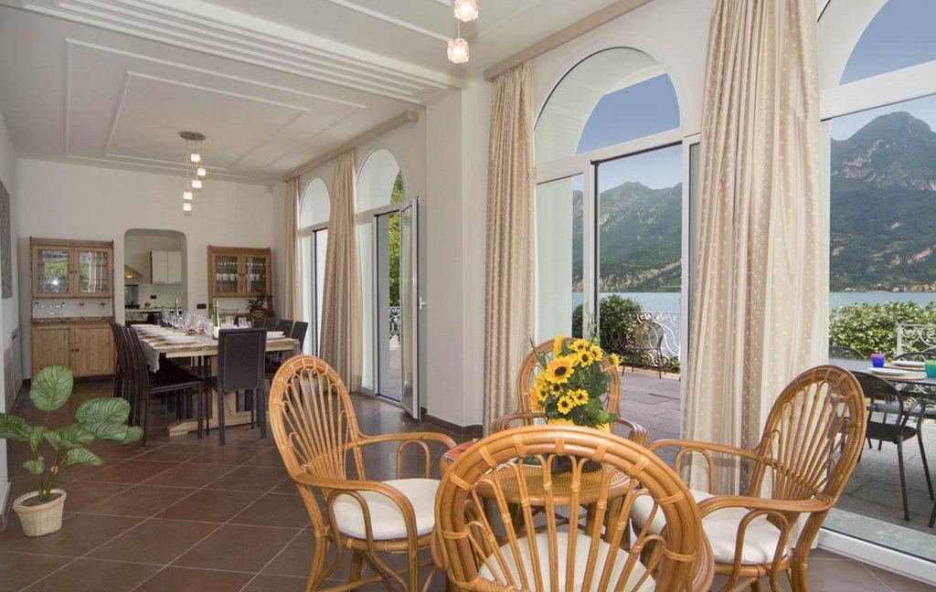 Lake Como Bellagio Luxury Villa with Pool Front Lake