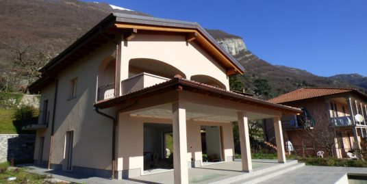 Lake Como Mezzegra Luxury Villa with Lake View