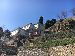 Pianello del Lario Luxury Villa Directly on The Lake Como with swimming pool