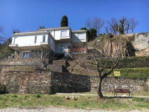 Pianello del Lario Luxury Villa Directly on The Lake Como with lake view