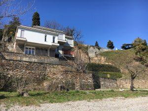 Pianello del Lario Luxury Villa Directly on The Lake Como private swimming pool