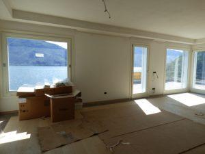 Pianello del Lario Luxury Villa Directly on The Lake Como with private porch
