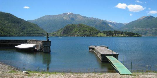 Luxury Real Estate Front Lake Colico Lake Como