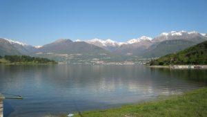 Luxury Villa with lake views