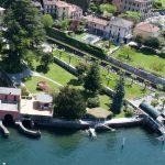 Faggeto Lario Villa boathouse