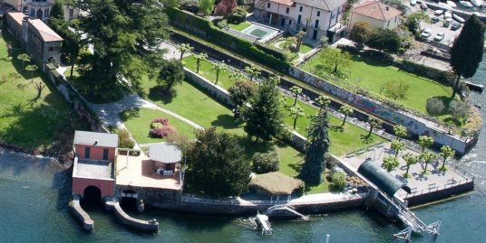 Faggeto Lario Period Luxury Villa with Boathouse