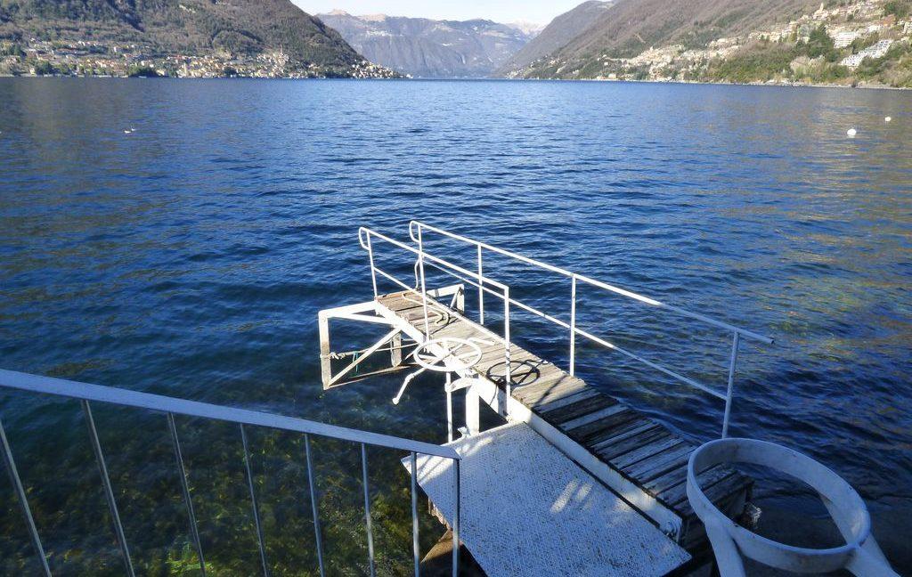 Faggeto Lario Villa lake front