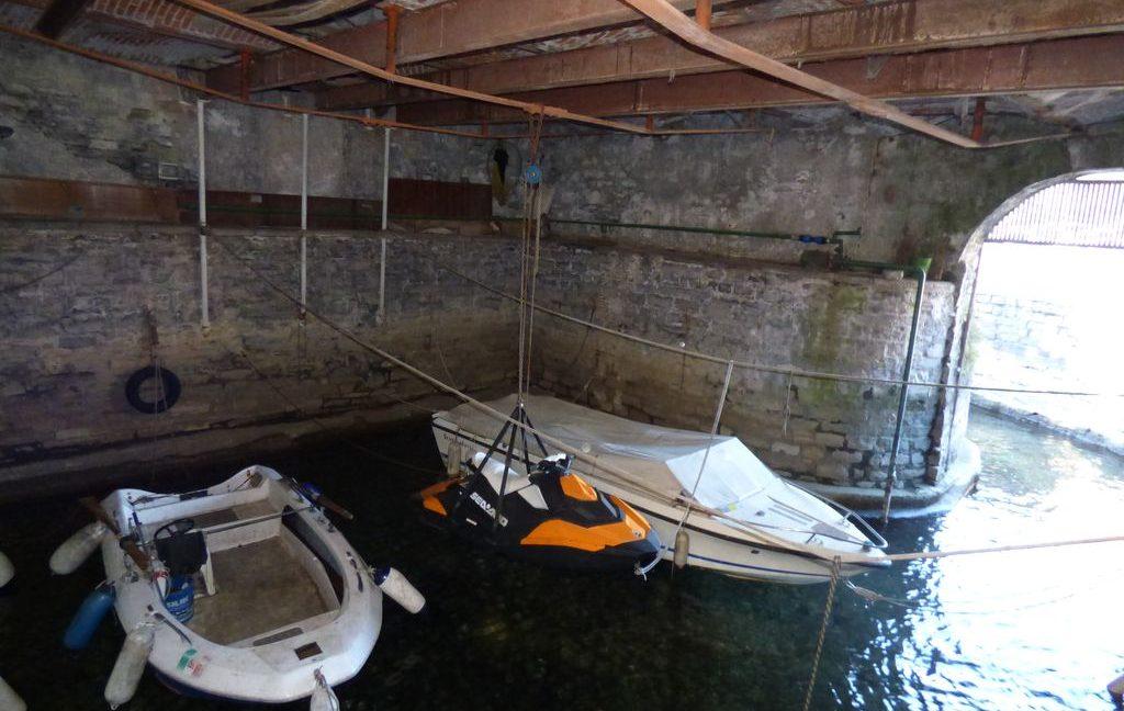Faggeto Lario Villa - dock