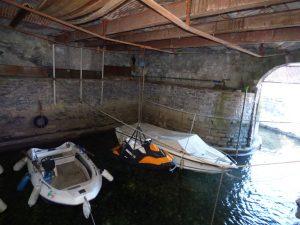 Faggeto Lario Villa - boathouse