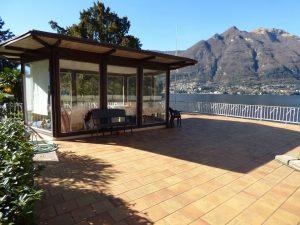 Faggeto Lario Villa on the lake