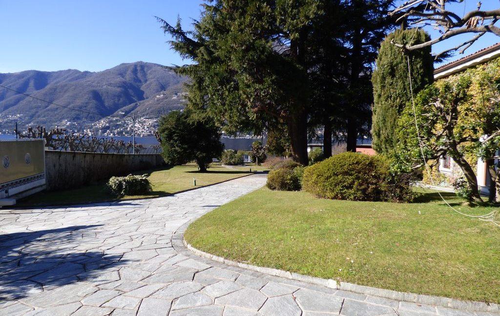 Faggeto Lario Villa with garden
