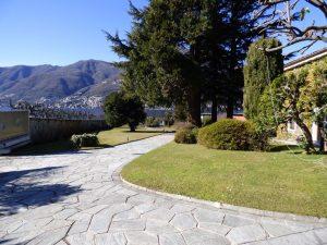 Faggeto Lario Villa with park