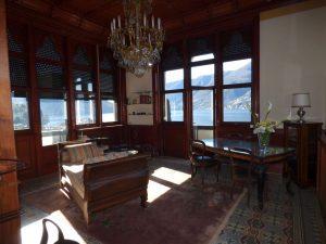 Faggeto Lario Villa sunny and unique