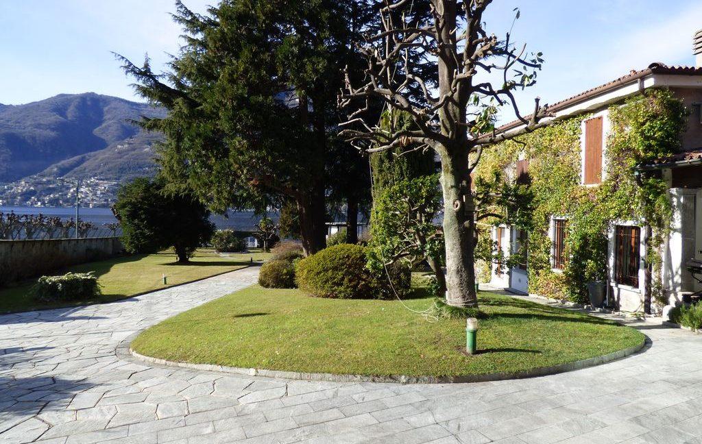 Faggeto Lario Villa Lake Como