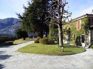 Faggeto Lario Villa on Lake Como