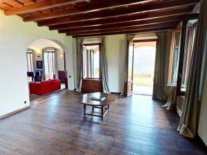 Luxury Villa Mandello del Lario Lake Como with lake view