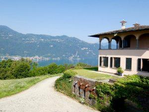 Luxury Villa Mandello del Lario Lake Como with dependance