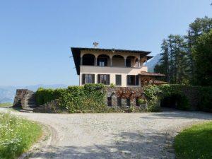 Luxury Villa Mandello del Lario Lake Como with Park