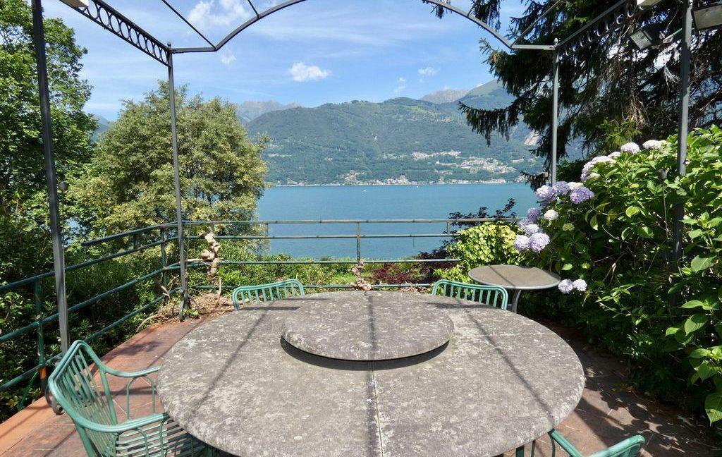 Luxury Villa Colico - terrace